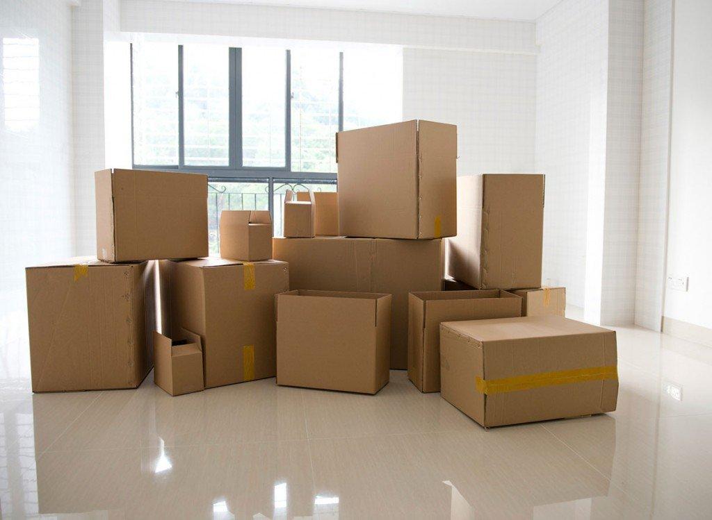 boîtes d'emballage pour Services de déménagement